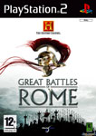 Carátula de The History Channel: Great Battles of Rome para PlayStation 2